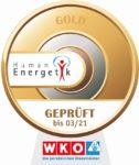 Gold geprüft Qualitätssicherung